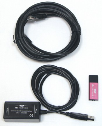 TBSLink to USB Interface Kit