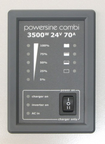TBS Powersine Combi 3500-24-70
